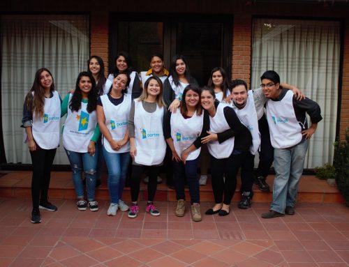 Exitosa primera colecta de Fundación Portas 2018