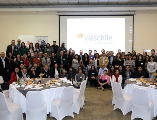 Fundación Portas y Vías Chile lanzan cuarta versión de alianza que permite que jóvenes se titulen de la educación superior